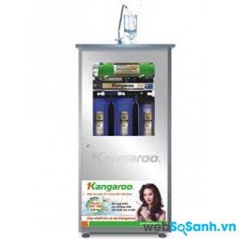So sánh máy lọc nước Kangaroo 5 lõi lọc KG112 và máy lọc nước HTECH 5 lõi 912H