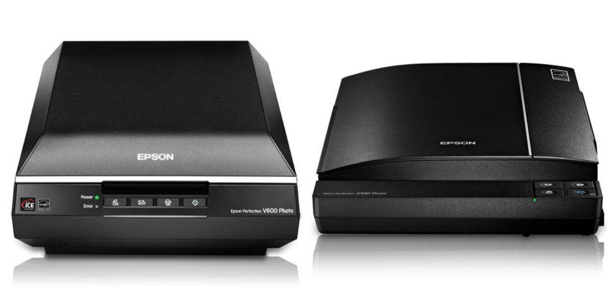 So sánh máy quét Epson Perfection V600 và Epson Perfection V330