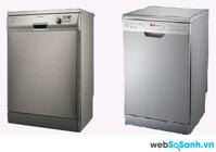 So sánh máy rửa bát Electrolux ESF65050X và Cata FLD – 011B