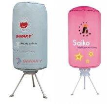 So sánh máy sấy quần áo Sanaky AT-900T và máy sấy quần áo Saiko CD9000UV