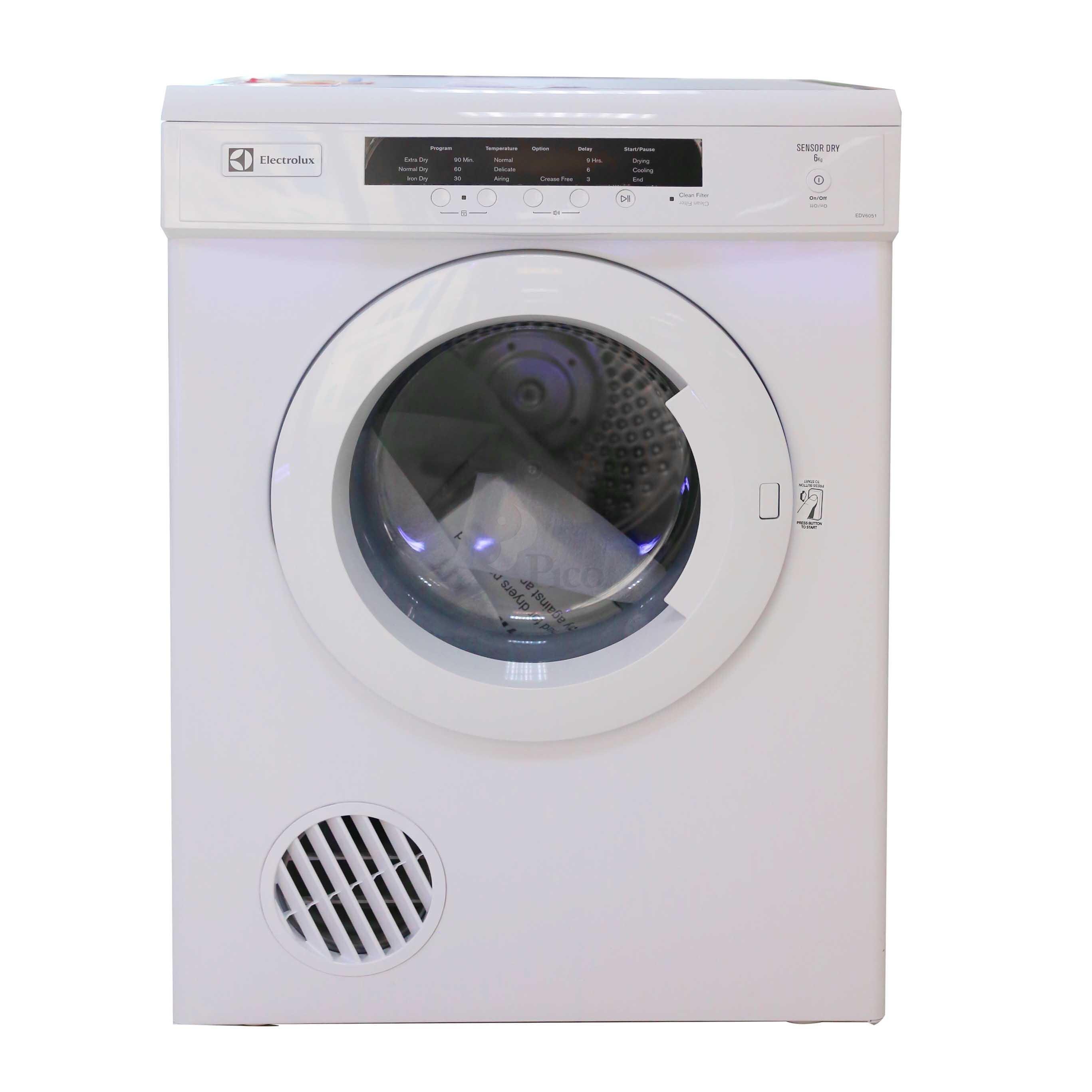 So sánh máy sấy quần áo Electrolux EDV7051 với Electrolux EDS7051