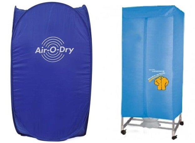 So sánh máy sấy quần áo Air-O-Dry và máy sấy quần áo Ecosun BM-CD161