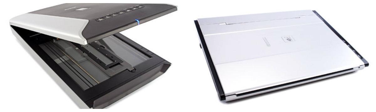 So sánh máy scan Canon CanoScan 5600F và Canon LiDE 700F