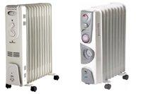 So sánh máy sưởi dầu Bluestone RDB-8631 và máy sưởi dầu FujiE OFR-169