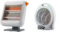 So sánh máy sưởi Hanil EH-600 và quạt sưởi mini Facare TWFH A02