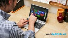 So sánh máy tính bảng Asus Transformer Book T100 và Acer Aspire Switch 10