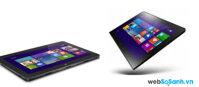 So sánh máy tính bảng Dell Venue 11 Pro và Lenovo ThinkPad 10