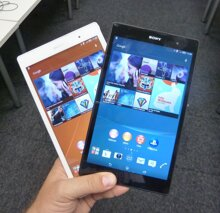 So sánh máy tính bảng Dell Venue 8 2014 và Sony Xperia Z3 Compact