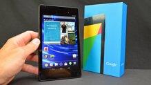 So sánh máy tính bảng Galaxy Note 8.0 và Nexus 7 (2013)