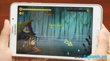 So sánh máy tính bảng Galaxy Tab 4 7.0 và Asus MemoPad 7