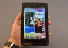 So sánh máy tính bảng Google Nexus 7 và Acer Iconia One 7