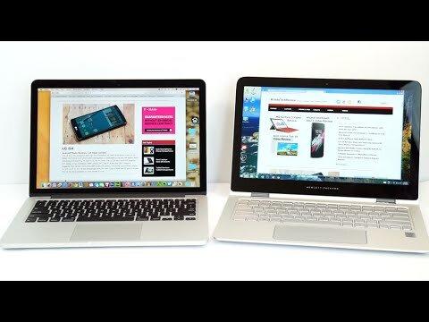 So sánh máy tính bảng lai iPad Pro và HP Spectre x360