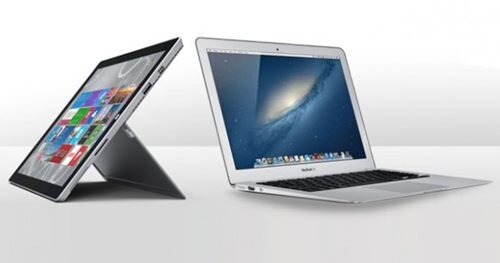 So sánh máy tính bảng lai Microsoft Surface Book và Surface Pro 3