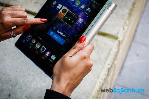 So sánh máy tính bảng Lenovo Tab S8 và Yoga Tablet 8: Sự khác biệt trong trải nghiệm