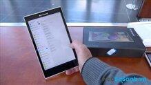 So sánh máy tính bảng Lenovo Tab S8 và Galaxy Tab 4 Nook