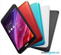 So sánh máy tính bảng Samsung Galaxy Tab 2 7.0 và Asus Fonepad 7 FE170