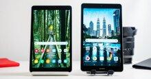 So sánh máy tính bảng Samsung Galaxy Tab A 8.0 và Huawei MediaPad M5 Lite 8