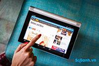 So sánh máy tính bảng Samsung Galaxy Note 8 và Lenovo Yoga Tablet 8