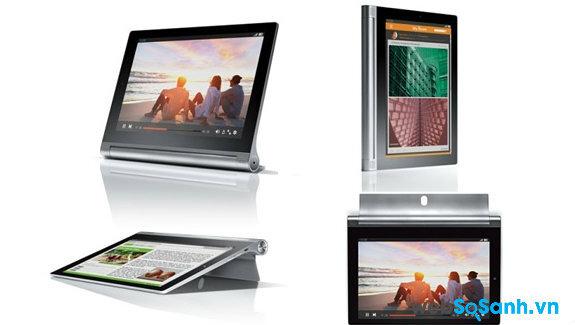 So sánh máy tính bảng Yoga Tablet 2 và Aspire Switch 10: chọn tablet đa năng hay đa chế độ ?