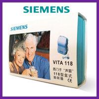So sánh máy trợ thính Siemen 118 và máy trợ thính Rionet HA-20 DX