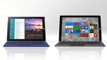 So sánh Microsoft Surface 3 và Surface Pro 3