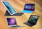So sánh Microsoft Surface Pro 4, MacBook Air, iPad Pro và Google Pixel C