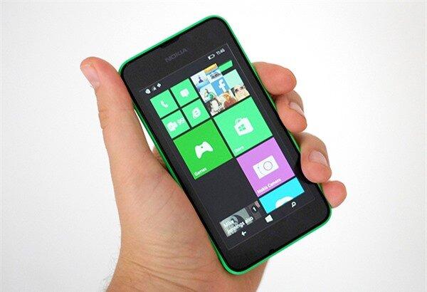 So sánh Motorola Moto G và Nokia Lumia 630