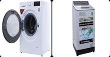 So sánh nên mua máy giặt Panasonic hay máy giặt LG