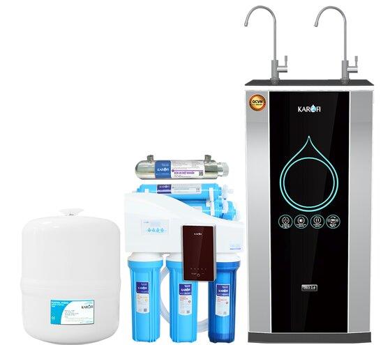 So sánh nên mua máy lọc nước Kangaroo hay Karofi