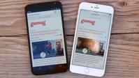 So sánh Nexus 6 và  iPhone 6 Plus: Siêu phẩm Apple có là lựa chọn số một?