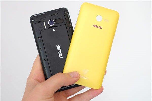 So sánh những cải tiến của Asus Zenfone C so với Zenfone 4