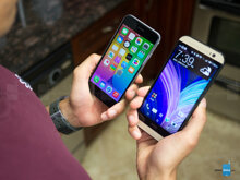 So sánh những điểm thiệt hơn của HTC One E8 với siêu phẩm iPhone 6