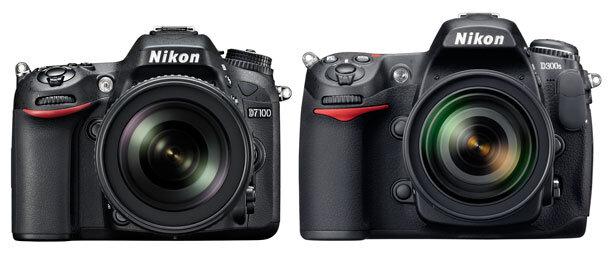 So sánh Nikon D7100 vs D300s: 12 khác biệt nhất định phải biết (Phần 1)