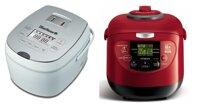 So sánh nồi cơm điện Bluestone RCB5985S và nồi cơm điện Hitachi RZ-XM18Y