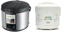 So sánh nồi cơm điện giá rẻ Kangaroo KG25 và nồi cơm điện Kangaroo KG18N