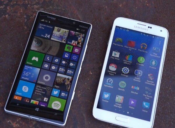 So sánh Nokia Lumia 930 và Samsung Galaxy S5: Windows Phone hay Android?