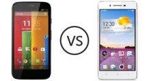 So sánh OPPO R1 và Motorola Moto G: Những sự lựa chọn hoàn hảo ở phân khúc tầm trung