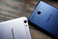 So sánh Oppo và Samsung cái nào tốt hơn xài bền pin trâu selfie đẹp