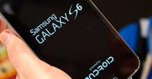 So sánh pin của Samsung Galaxy S6 với loạt smartphone cao cấp