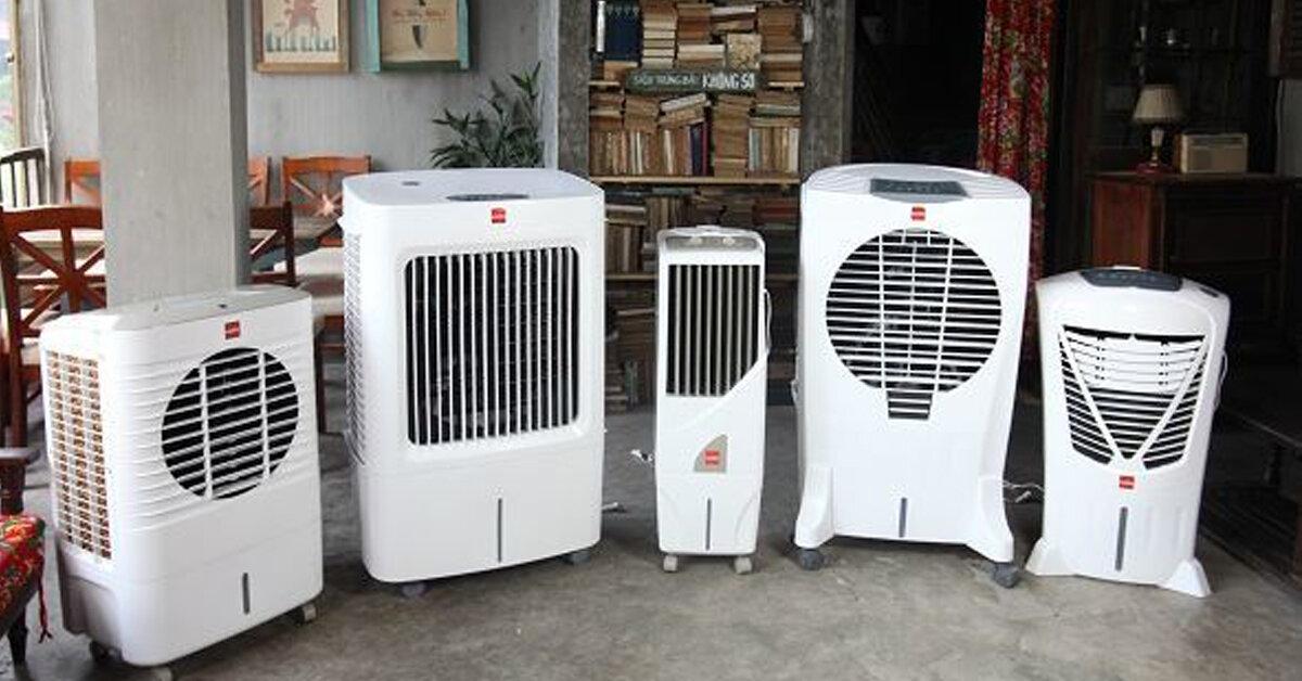 So sánh quạt điều hòa không khí của Ấn Độ và Nhật Bản