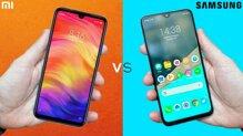 So sánh Samsung Galaxy M20 và Xiaomi Redmi Note 6 Pro