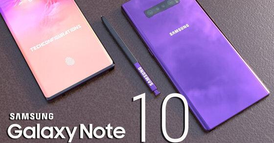 So sánh Samsung Galaxy Note 10 và Galaxy Fold theo 8 tiêu chí đánh giá