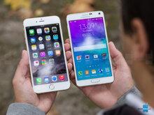 So sánh Samsung Galaxy Note 4 và iPhone 6 Plus: Android hay iOS mới là người thống lĩnh?