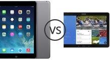 So sánh Samsung Galaxy Note Pro 12.2 và Apple iPad Air