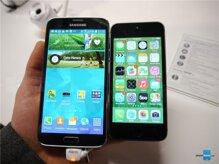So sánh Samsung Galaxy S5 và iPhone 5S: Chọn smartphone nào cho vừa túi tiền?