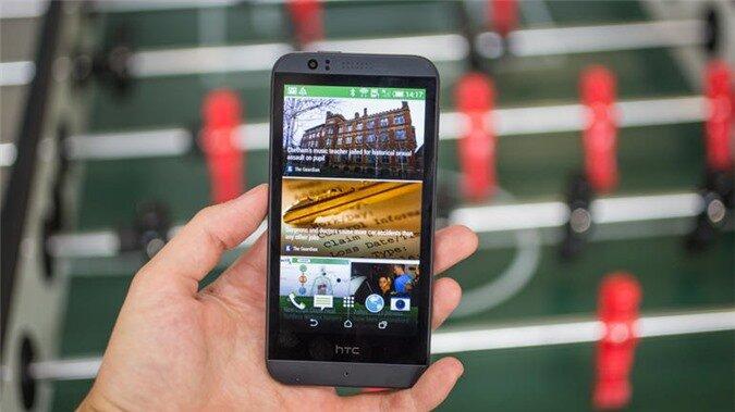 So sánh Samsung Z1 và HTC Desire 510
