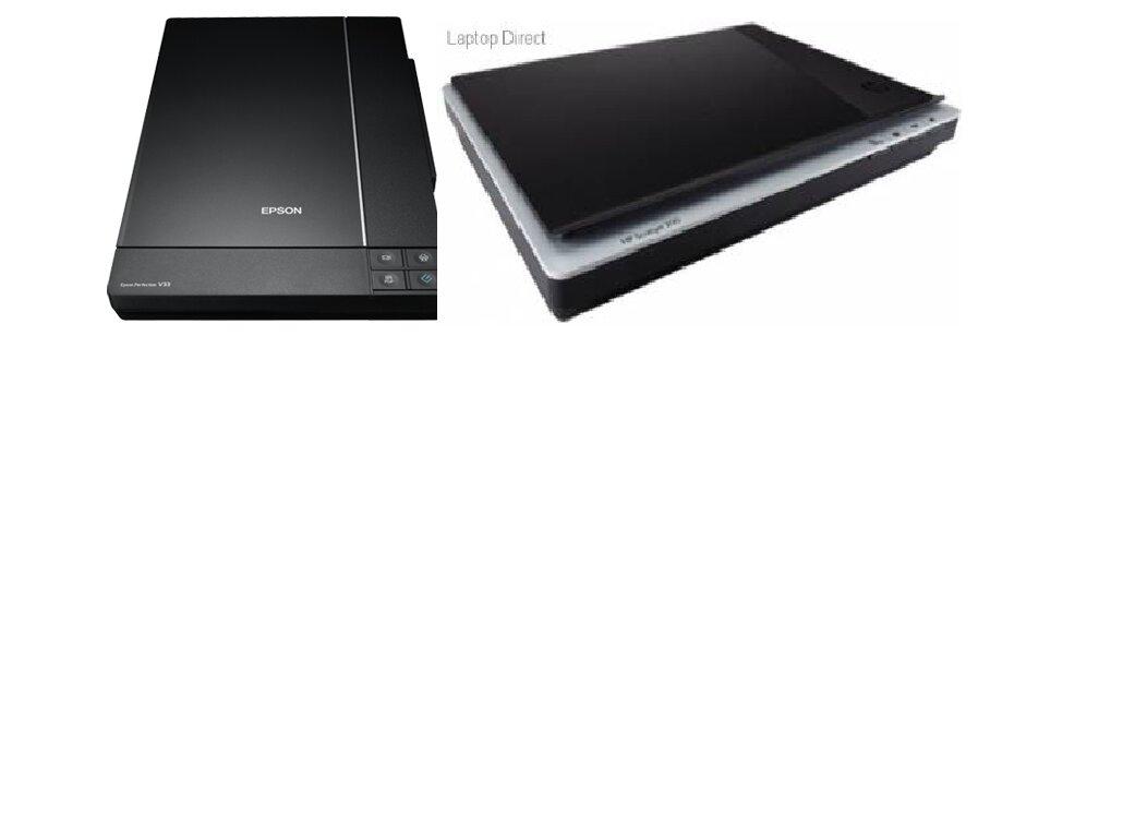 So sánh Scan HP Scanjet 200 Flatbed L2734A vs Scan Epson PER V33