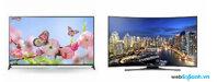 So sánh Smart Tivi 3D LED Sony KD-55X8500B và Samsung UA55HU7200 55 inch