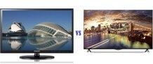 So sánh Smart Tivi LED 3D LG 42LB650T và Tivi LED Samsung UA48H5003