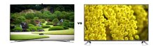 So sánh Smart Tivi LED 3D Samsung UA55F9000 và Smart Tivi LED 3D LG 60LB650T